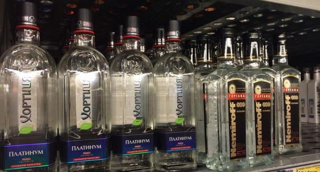 Поляки больше не получат дешевую украинскую водку, – эксперт