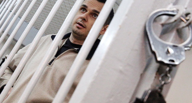 В России заявили, что Сенцов прекратил голодовку