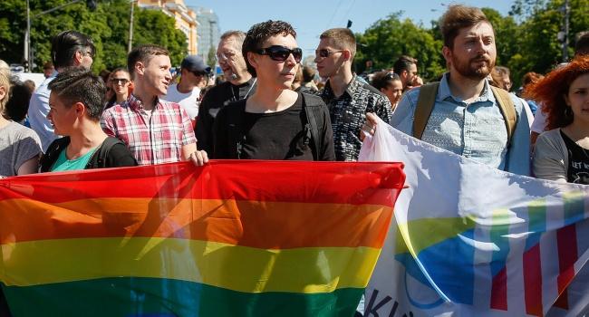 «Марш равенства» в Киеве: центр города перекрыт для движения транспорта