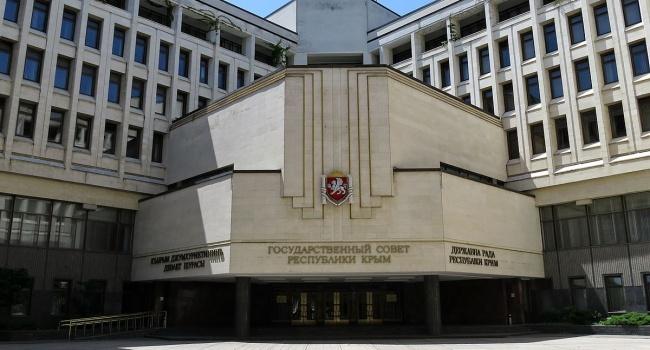 Оккупанты в Крыму провели «довыборы» в парламент