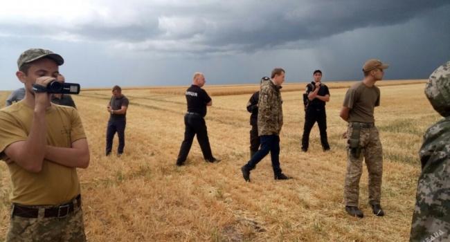 На военном полигоне в Одесской области произошел вооруженный конфликт, — подробности