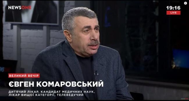 Слова Комаровского о ненужности переименования улиц в Украине восприняли в штыки
