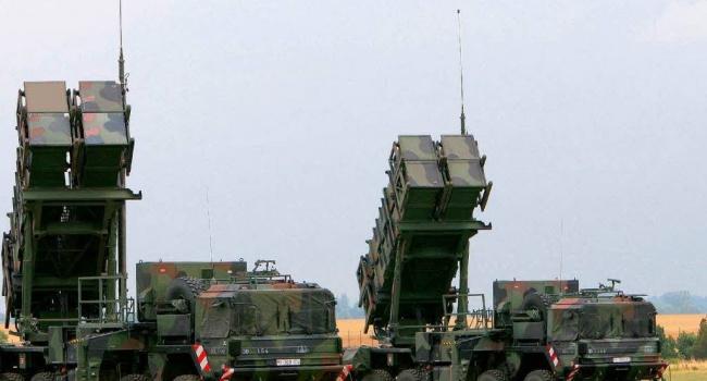 Усиление армии Украины: в Минобороны заговорили о закупке у США систем Patriot