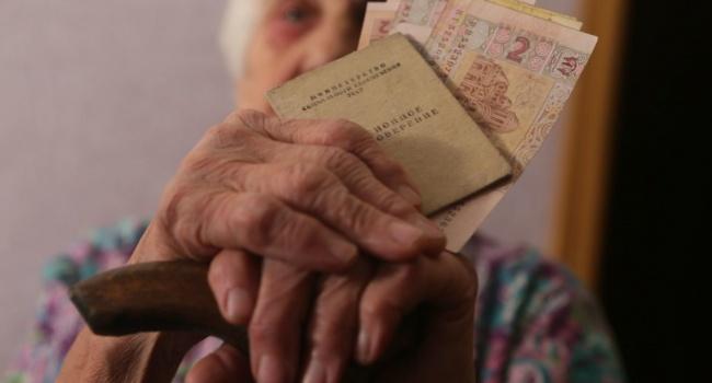 В Украине с 1 июля для 7% украинцев повысят пенсии