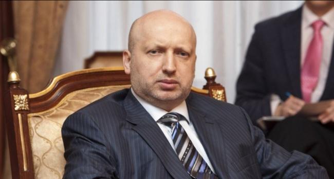 Турчинованонсировал создание в Украине стратегического оружия сдерживания
