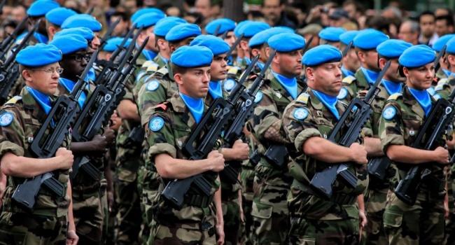 Миротворцы ООН помогут провести выборы в ОРДЛО, — Петр Порошенко