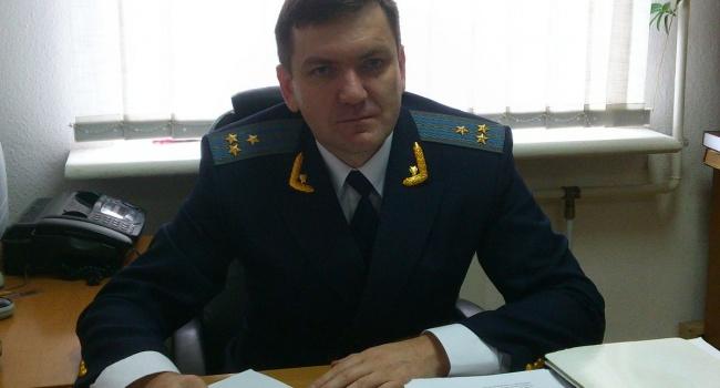 Найем анонсировал ликвидацию Генпрокуратурой Департамента спецрасследований, который расследует дела Майдана