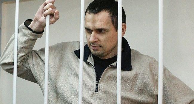 В России считают, что вопрос с Сенцовым теперь может быть закрыт