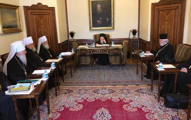 В УПЦ МП заявили, что решения Константинополя о Томосе нет: «… и никто не знает, как это может решиться»