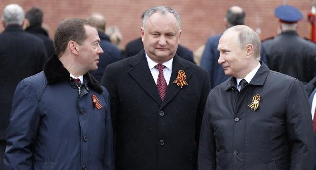 Блогер: Путин хочет своего «Додона» в Киеве уже в 2019 году