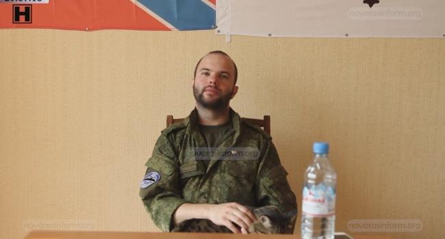 Пособник террористов «ДНР» рассказал, как россияне начали войну на Донбассе
