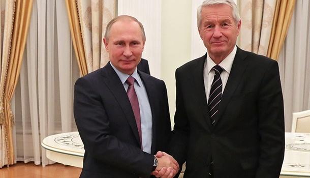 Генсек Совета Европы будет просить Путина об освобождении Сенцова