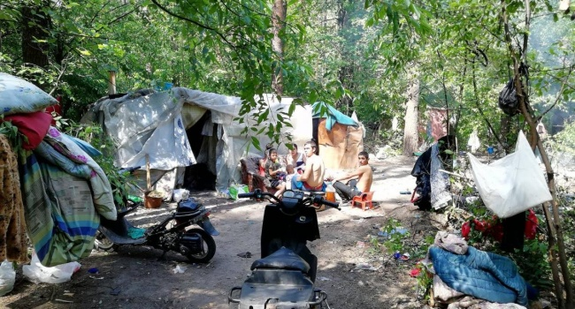 Погром лагеря ромов и убийство в Львовской области, - реакция Совета Европы