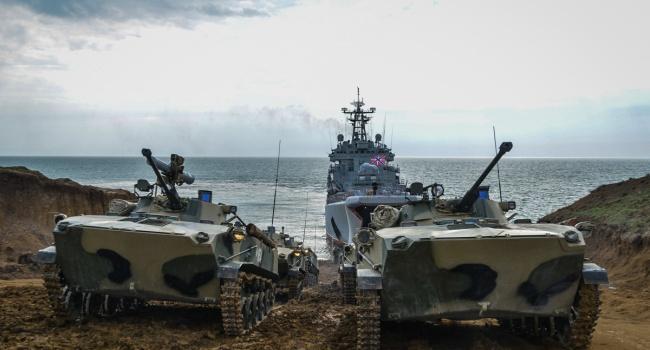 С подачи Украины: эксперт пояснил, почему Путин прибегает к провокациям в Азовском море