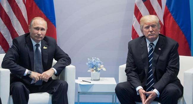 Эксперт: Путину «пообещали» аванс на встрече с Трампом