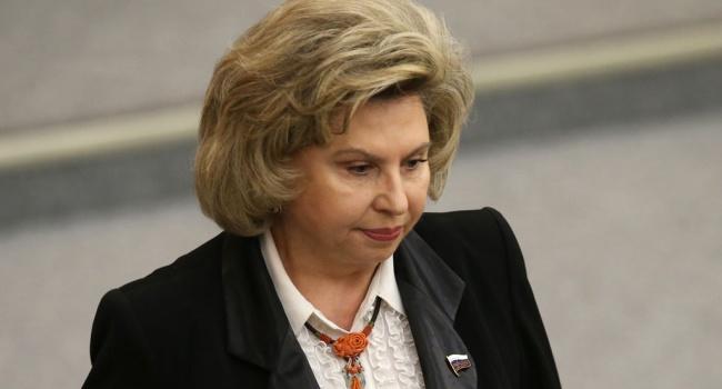 Москалькова не видит смертельной опасности для Сенцова из-за его голодовки