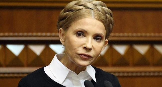 Палий: никакой благодарности за волю у Тимошенко нет, она снова лезет показать свои таланты с грабежа и предательства страны