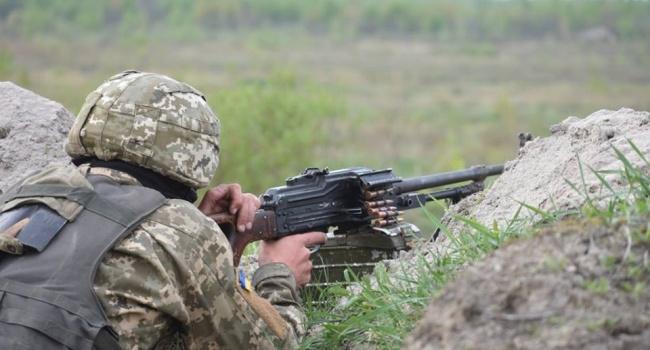 Бойцы ООС героически остановили прорыв ДРГ террористов на Донбассе