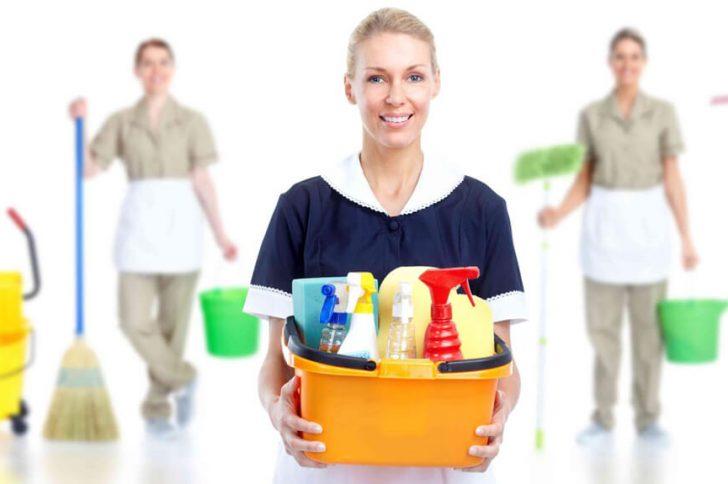 Профессиональная уборка для бизнеса и дома