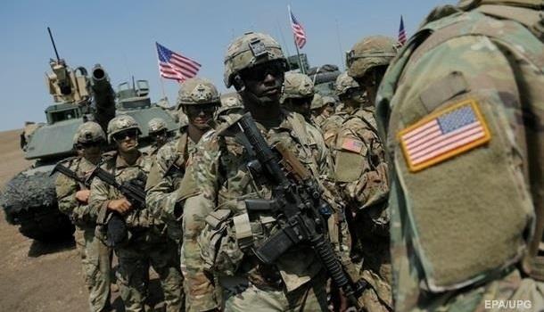 Сирия потребовала вывода американских военных