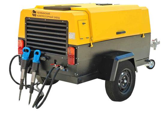 Качественные и надежные дизельные компрессоры