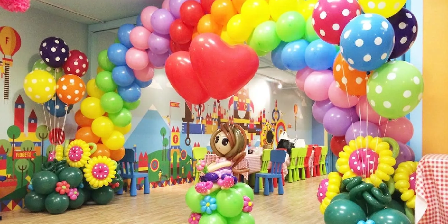 Воздушные шары для разных мероприятий