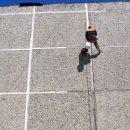 Герметизация панельных швов на высотных зданиях