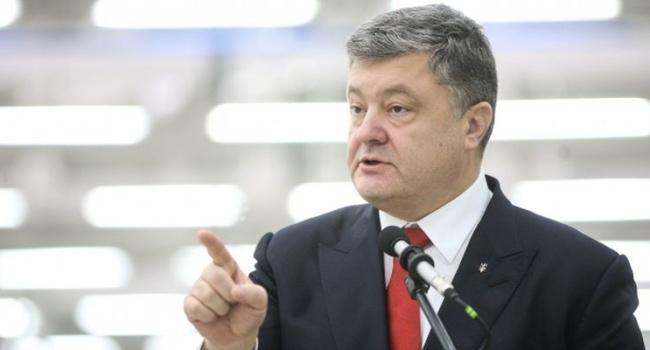 Донбасс – это Украина: Порошенко анонсировал создание нового органа, который заставит РФ выплатить ущерб, нанесенный на территориях ОРДЛО