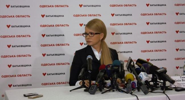 Блогер: между кандидатами в президенты начались торги за лояльность к Путину, пока в лидерах Тимошенко