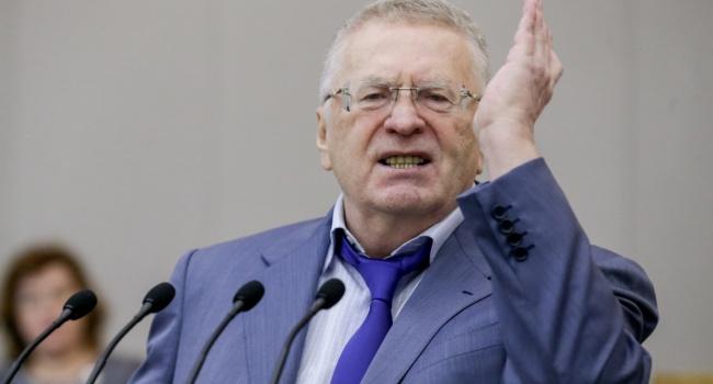 Жириновский обвинил Киев в разжигании Третьей мировой войны