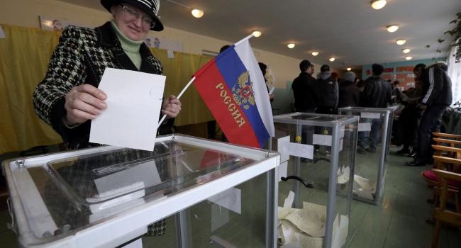 Кошель: граждане Украины, принимавшие участие в фейковых «референдумах», должны быть лишены права голоса