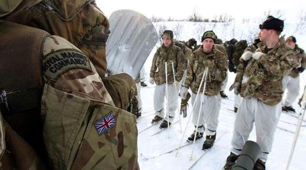 РФ приступила к усилению войск возле побережья Арктики