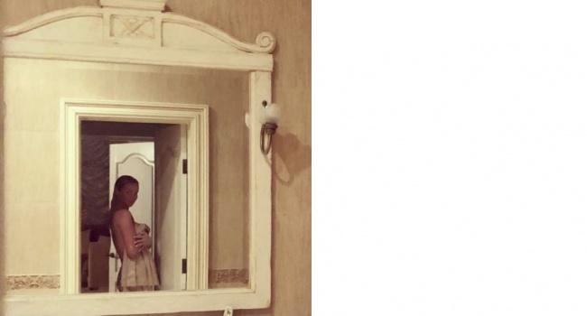 «Стена поплыла, но зато появилась талия», — в соцсети посмеялись над Волочковой