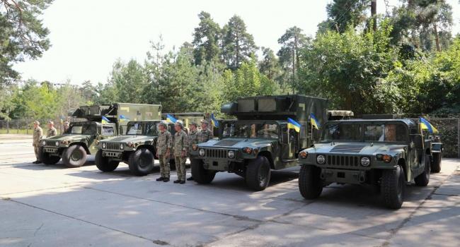 ВСУ получили на свой баланс от США контрбатарейные радары
