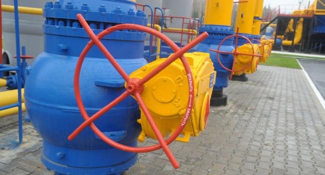 Россия неожиданно нарастила транзит газа через Украину
