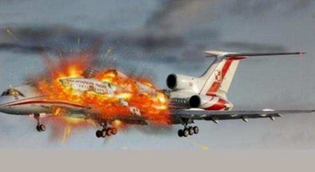 В России произошло ЧП с туристическим самолетом в небе: в сети опубликовано видео