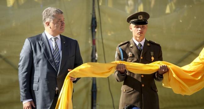 Журналист: Порошенко стал первопроходцем