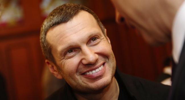 Соловьев оскорбил россиян с низкими доходами
