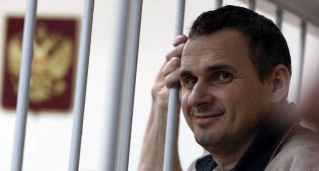 Еще одна попытка вытащить Сенцова: номинация на Нобелевскую премию мира