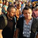 Блогер: в то время, как большинство почтили память павших под Иловайском, две партии требовали наказать украинцев, «развязавших» войну