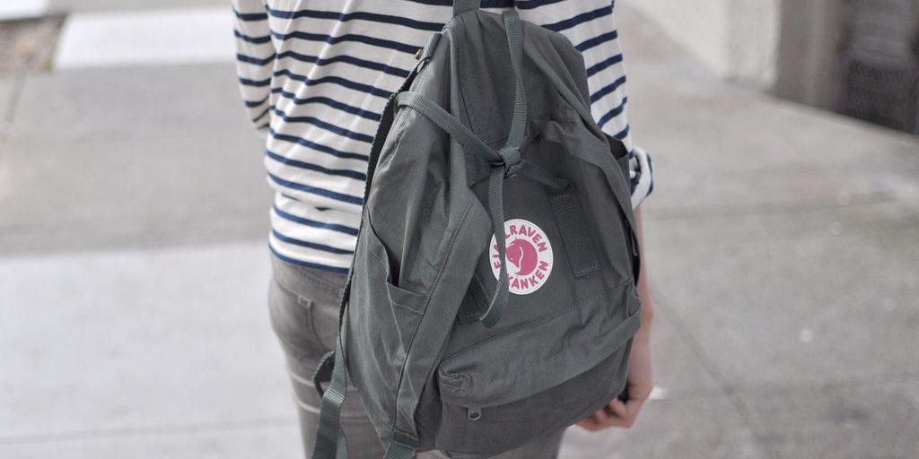 Брендовый рюкзак на все случаи жизни