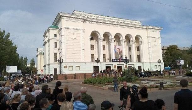 «Настоящий донецкий батя»: в «ДНР» готовятся похоронить Захарченко