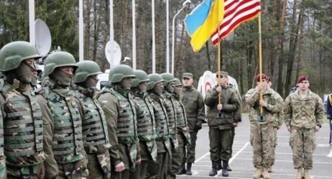 В Грузии начались военные учения НАТО при участии ВСУ
