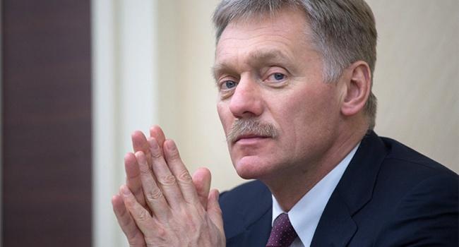 Дмитрий Песков прокомментировал расследование ФСБ РФ гибели главаря «ДНР» Александра Захарченко