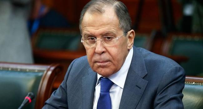 Лавров снова заявил, что РФ и США отделяет всего лишь шаг от прямого военного столкновения