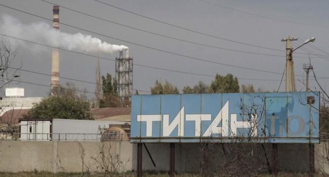 Крымский завод «Титан» продолжает травить людей: в сети появилось фотодоказательство