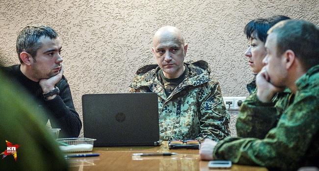 Зачистка со взрывами и стрельбой в Донецке: местные «силовики» разоружили батальон Прилепина