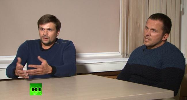 Политолог об интервью Петрова и Боширова: Лондон снова облажался