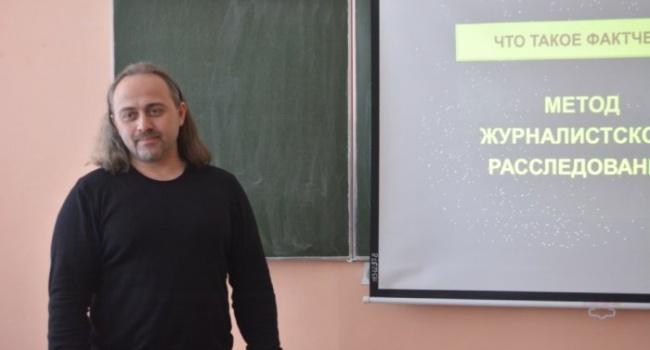 В Казахстане задержан украинский журналист