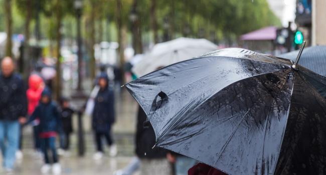 Дожди, похолодание и другие неприятности погоды, - прогноз на начало недели